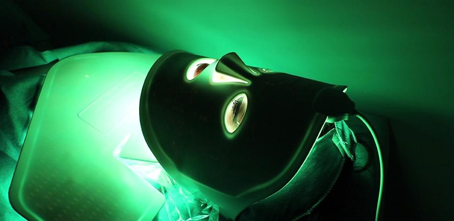 Photoactive despigmentante
